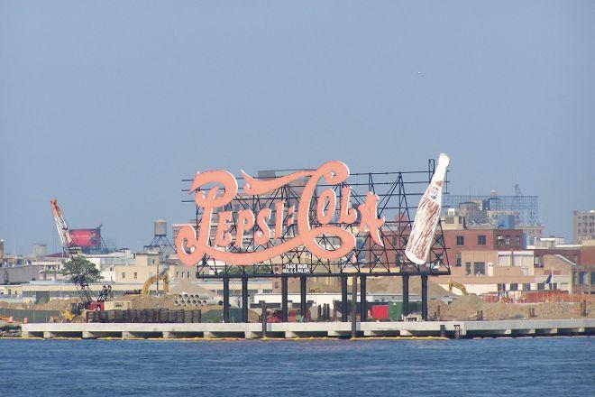 Pepsi Cola Sign, Long Island City, United States
