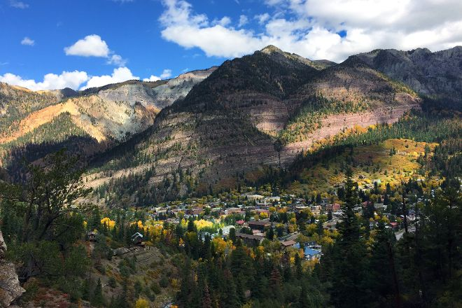 Perimeter Trail, Ouray, United States
