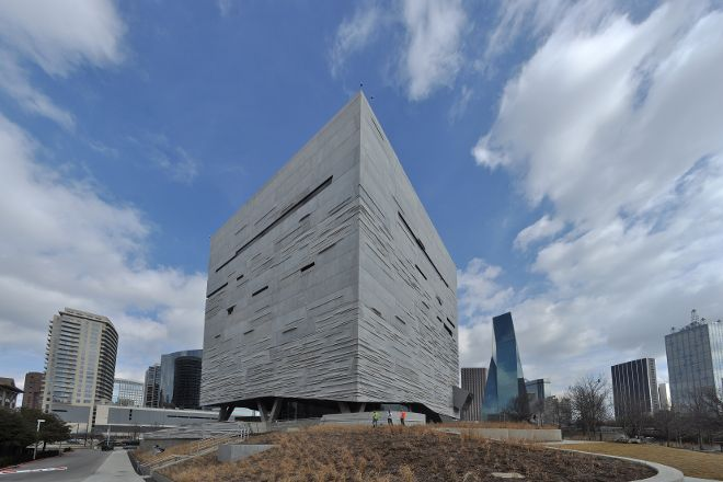 Perot Museum of Nature and Science, Dallas, United States