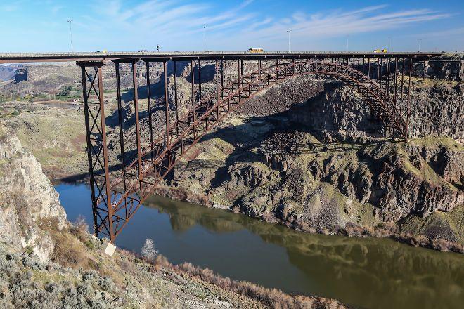 Perrine Bridge, Twin Falls, United States