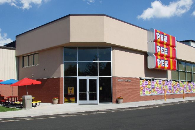 PEZ Visitor Center, Orange, United States