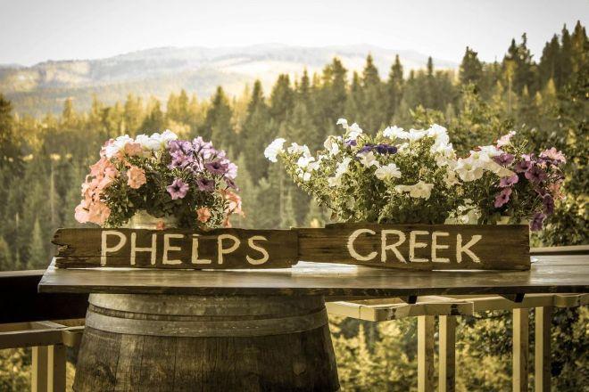 Phelps Creek Vineyards, Hood River, United States