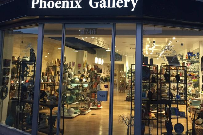 Phoenix Gallery, Lawrence, United States