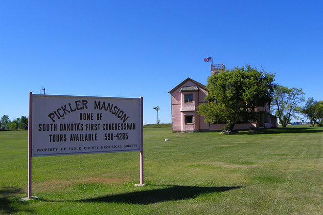 Pickler Mansion, Faulkton, United States