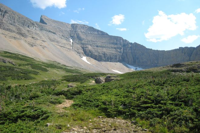 Piegan Pass, Glacier National Park, United States