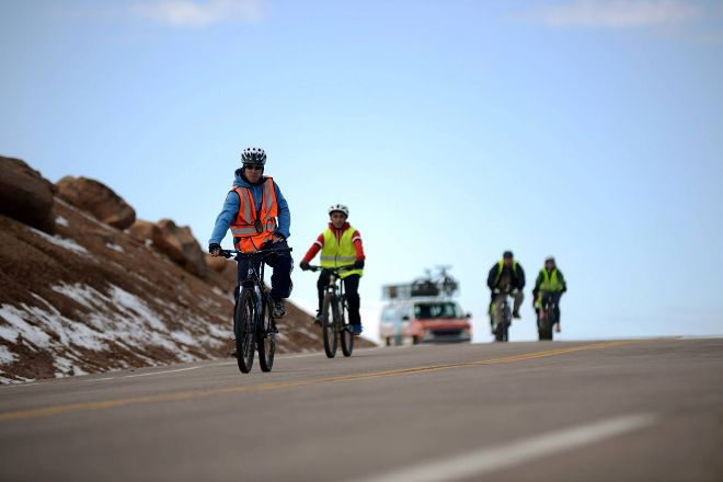 Pikes Peak Bike Tours, Colorado Springs, United States