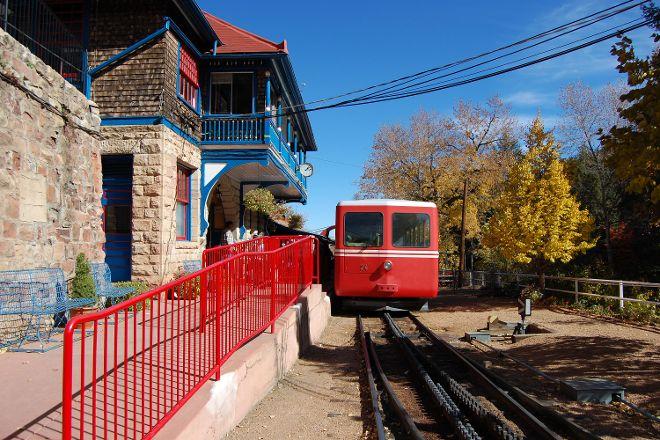 Broadmoor Manitou and Pikes Peak Cog Railway, Manitou Springs, United States