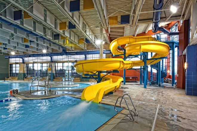 Pinedale Aquatic Center, Pinedale, United States