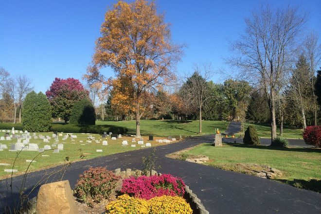 Pines Pet Cemetery and Cremation Center, Lebanon, United States
