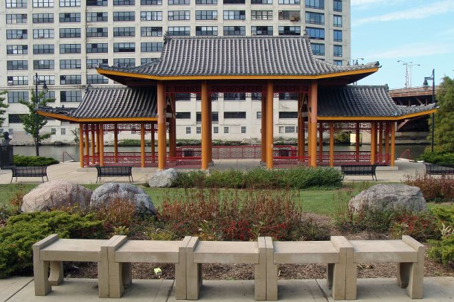 Ping Tom Memorial Park, Chicago, United States