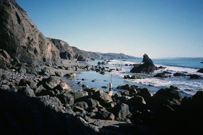 Pinnacle Gulch Coastal Access Trail, Bodega Bay, United States