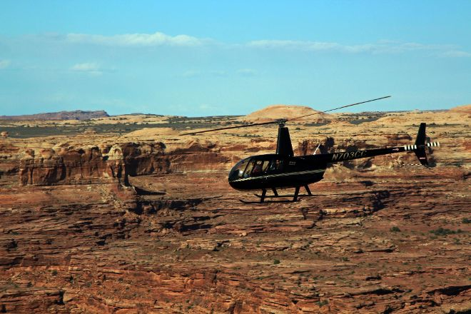 Pinnacle Helicopters, Moab, United States