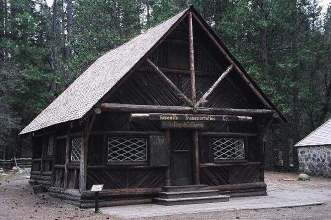 Pioneer Yosemite History Center, Wawona, United States