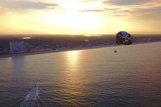 Pirate Parasail, Virginia Beach, United States