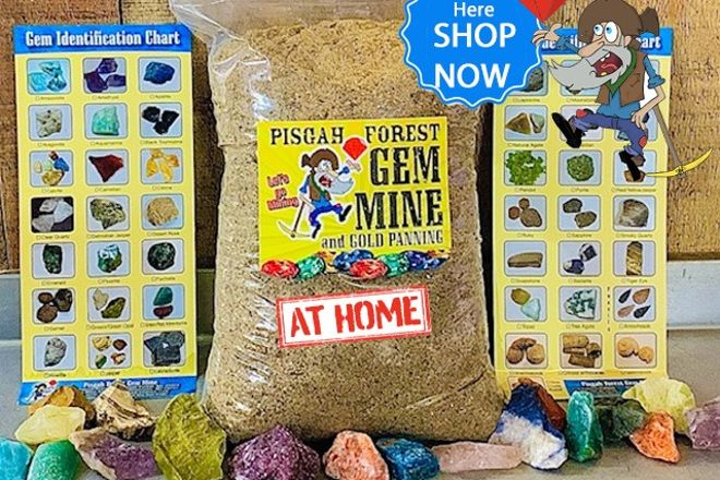 Pisgah Forest Gem Mine & Gifts, Hendersonville, United States