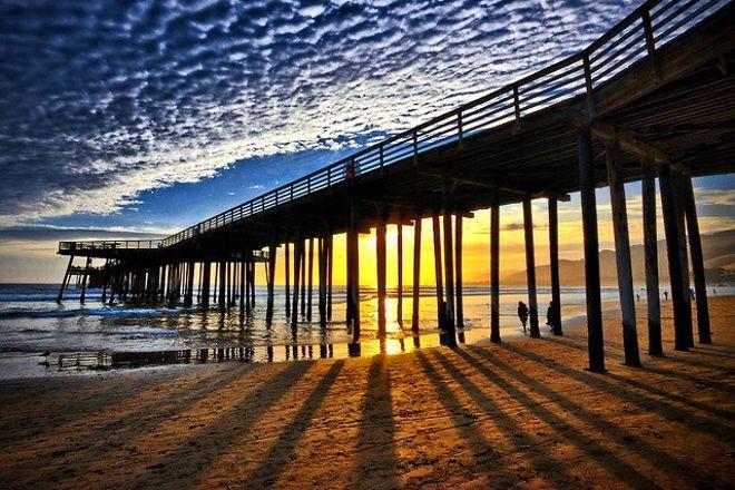 Pismo Pier, Pismo Beach, United States