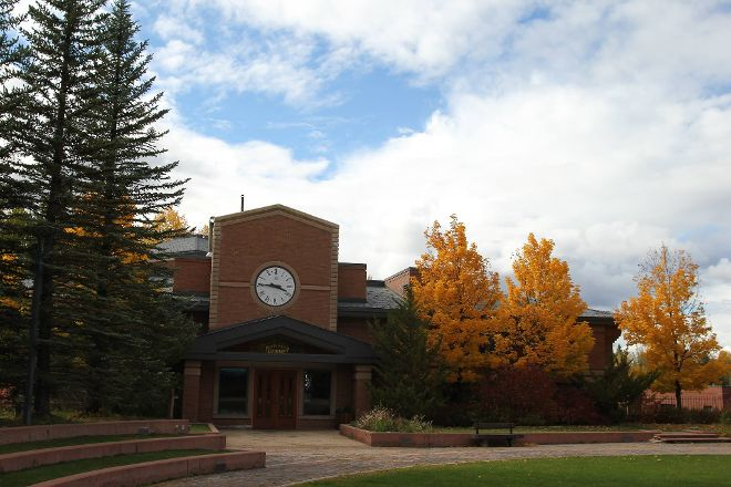 Pitkin County Library, Aspen, United States