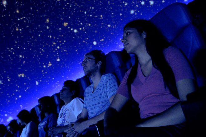 Planetarium at the University of Texas at Arlington, Arlington, United States
