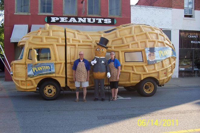 Planters Peanut Center, Suffolk, United States