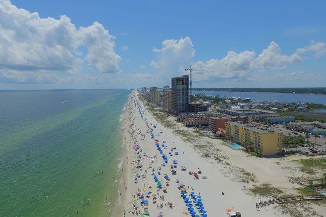 Pleasure Island Parasailing, Gulf Shores, United States