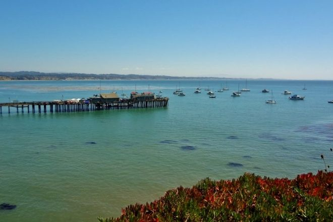 Pleasure Point Beach, Santa Cruz, United States