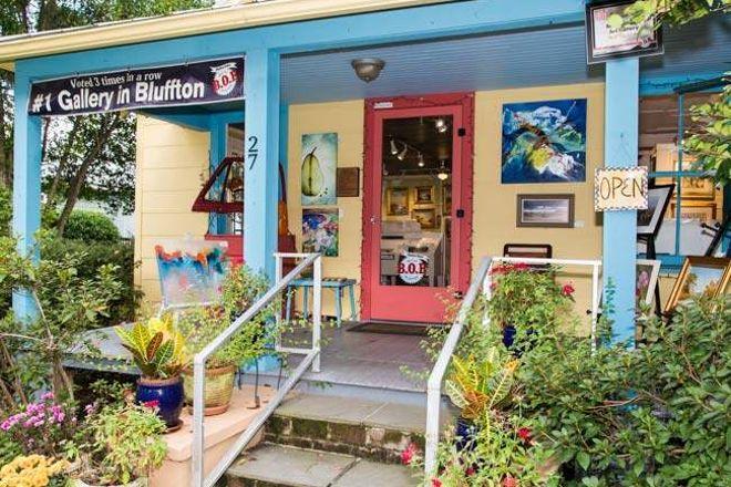 Pluff Mudd Art, Bluffton, United States
