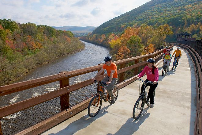 Pocono Biking, Jim Thorpe, United States