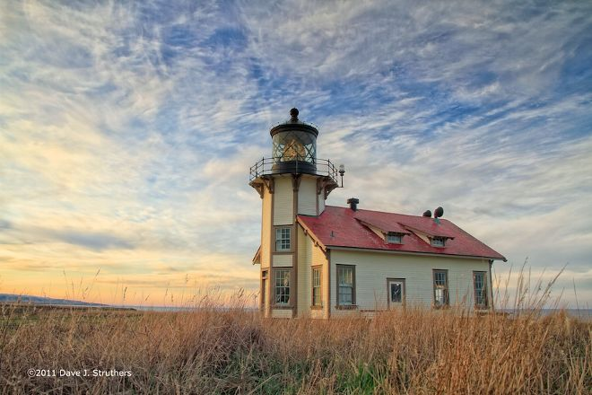 Point Cabrillo Light Station, Mendocino, United States