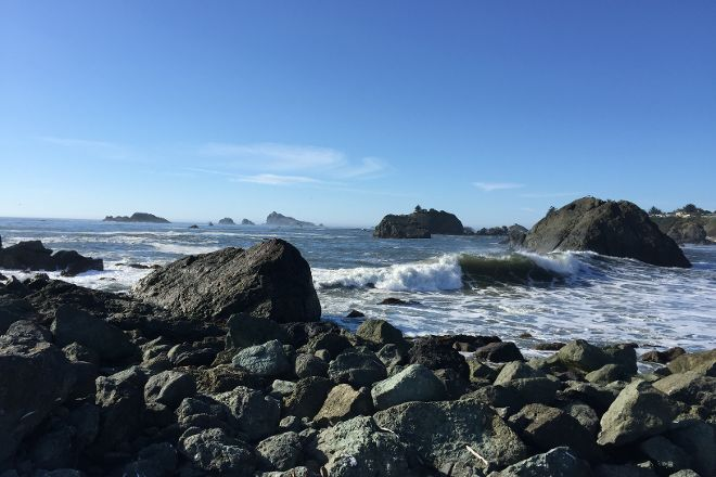 Point St George Park, Crescent City, United States