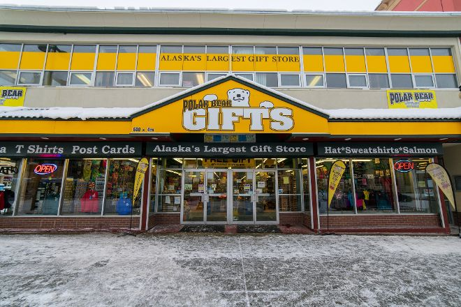 Polar Bear Gifts, Anchorage, United States