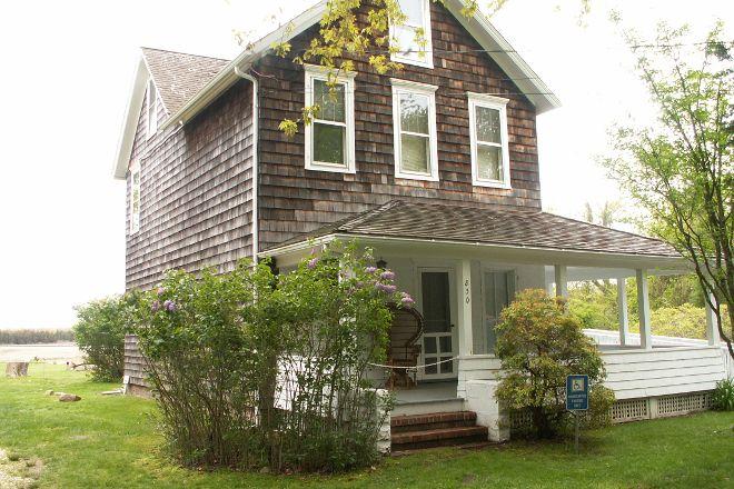 Pollock-Krasner House and Study Center, East Hampton, United States