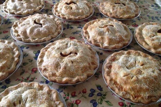 Poorhouse Pies, Underhill, United States