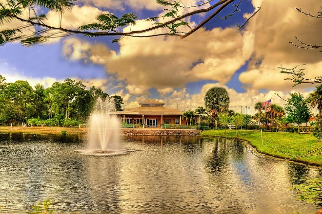 Port St Lucie Botanical Gardens, Port Saint Lucie, United States