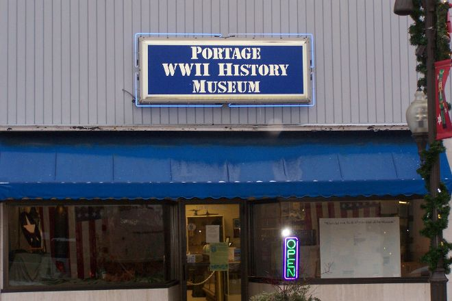 Portage WWII History Museum, Portage, United States