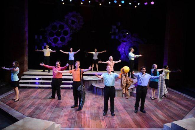 Porthouse Theatre, Cleveland, United States
