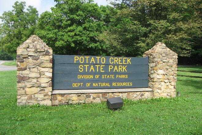 Potato Creek State Park, North Liberty, United States