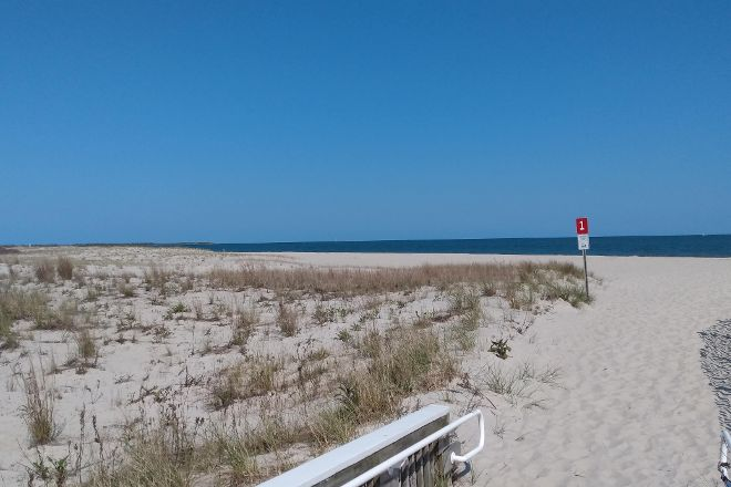 Poverty Beach, Cape May, United States