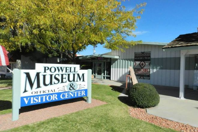 Powell Museum, Page, United States