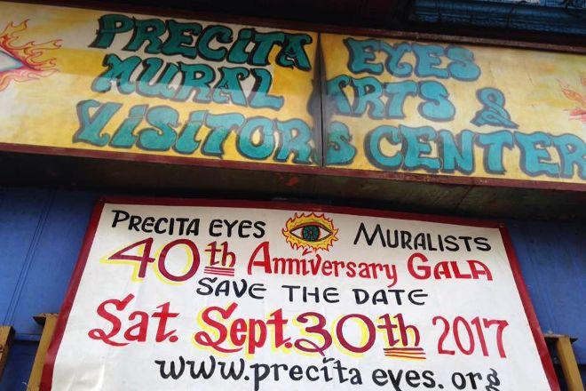 Precita Eyes, San Francisco, United States