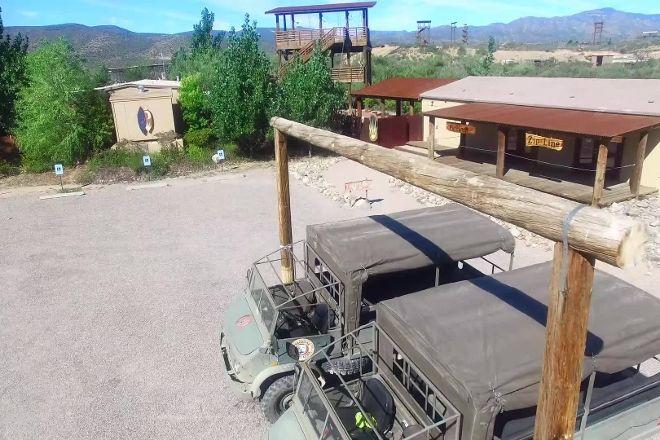 Predator Zip Lines, Camp Verde, United States