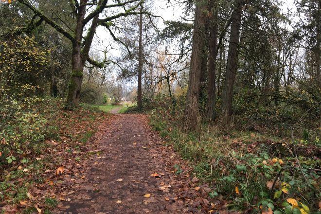 Pre's Trail, Eugene, United States
