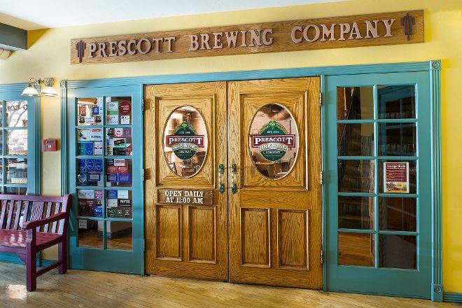Prescott Brewing Company, Prescott, United States