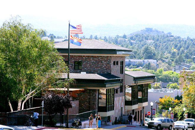Prescott Public Library, Prescott, United States