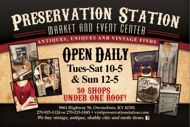 Preservation Station Market And Event Center, Owensboro, United States