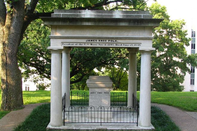 President James K. Polk Home & Museum, Columbia, United States