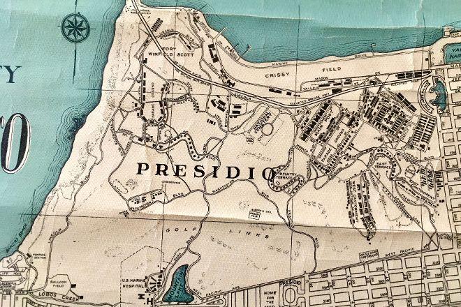 Presidio of San Francisco, San Francisco, United States