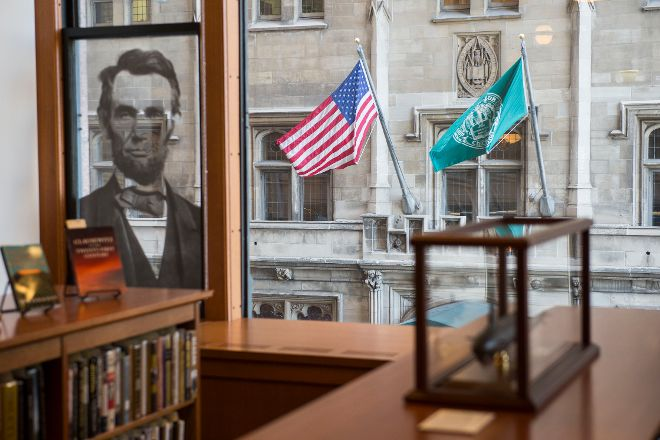 Pritzker Military Museum & Library, Chicago, United States