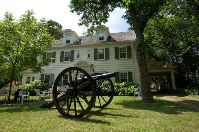 Prospect House & Civil War Museum, Battle Lake, United States