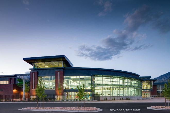 Provo Recreation Center, Provo, United States