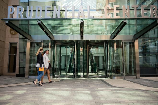 Prudential Center, Boston, United States